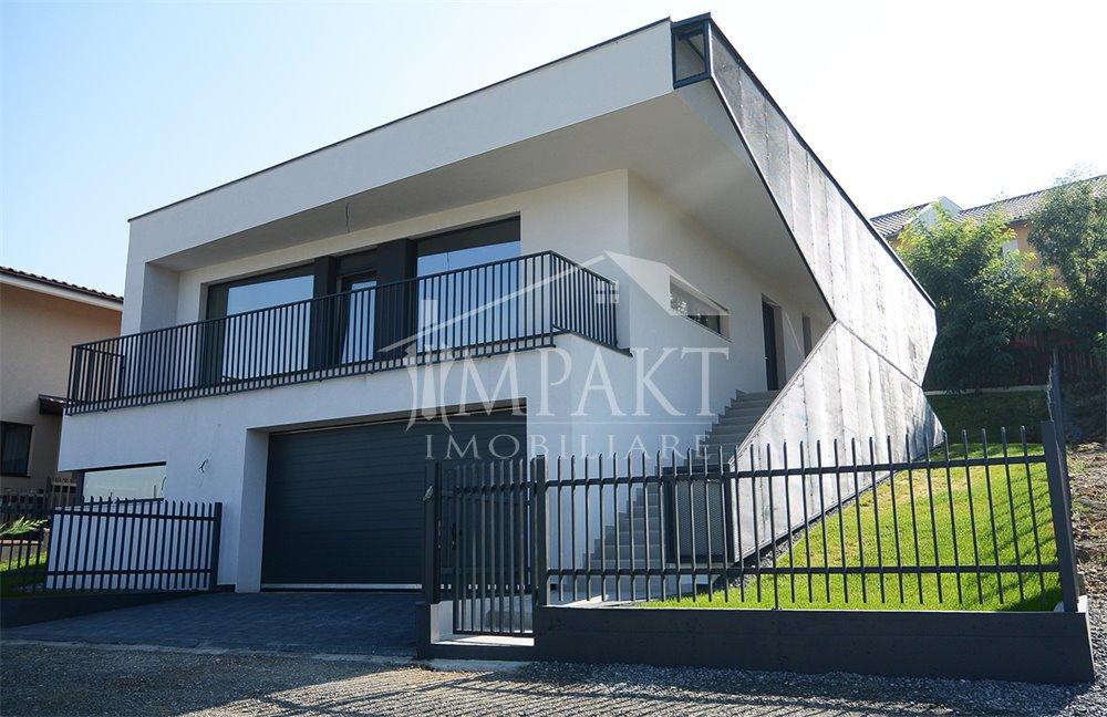 Casa de vanzare 5 camere  in Cluj Napoca - zona Borhanci