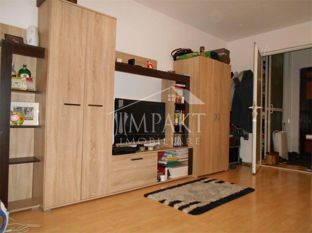 Garsoniera de inchiriat 1 camera  in Cluj Napoca - cartierul Manastur