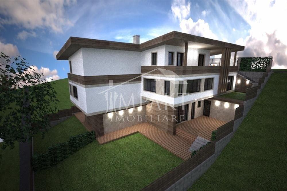 Casa de vanzare 6 camere  in Cluj Napoca - cartierul Gheorgheni