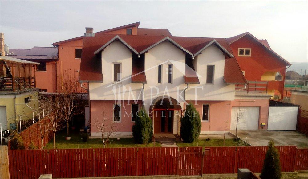 Casa de vanzare 4 camere  in Jucu de Mijloc -  KM 17