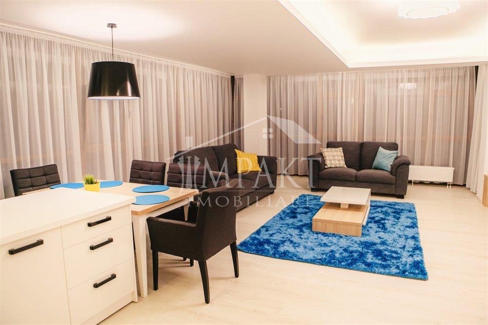 Apartament de inchiriat 3 camere  in Cluj Napoca - zona Faget