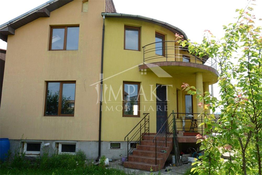 Casa de vanzare 8 camere  in Cluj Napoca - cartierul Europa