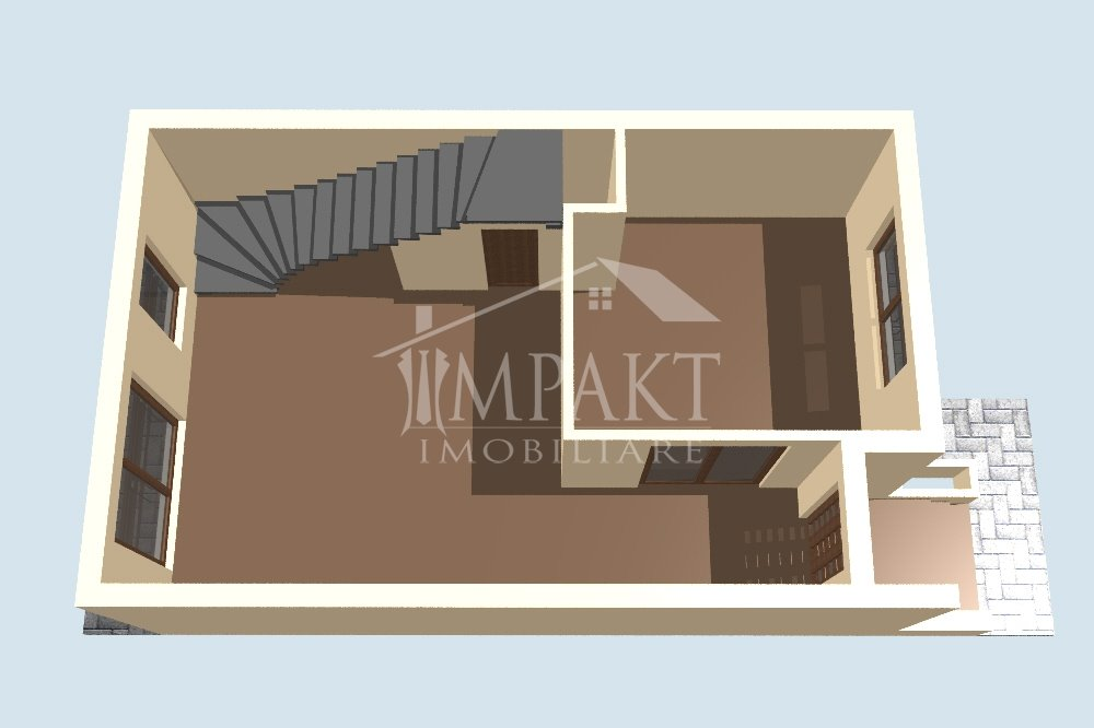 Casa de vanzare 5 camere  in Cluj Napoca - cartierul Europa