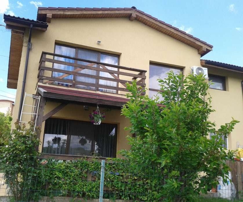 Casa de vanzare 4 camere  in Cluj Napoca - zona Borhanci